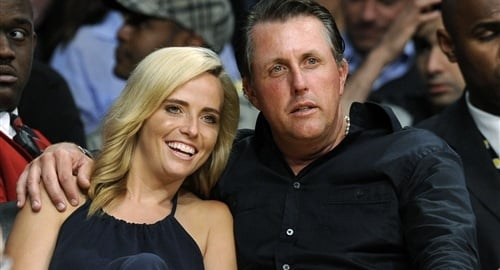 Tiger Woods To Sex Phil Mickelson's Wife