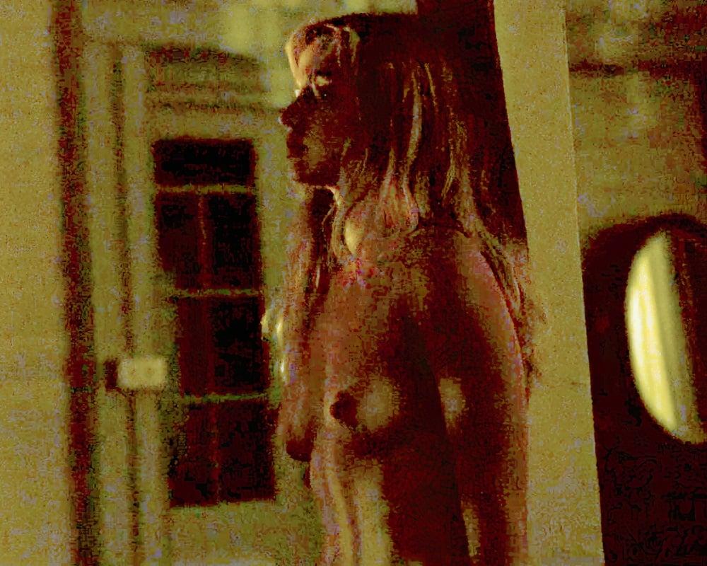 "Ana de Armas Nude Hard Nipples In ""Sergio"""