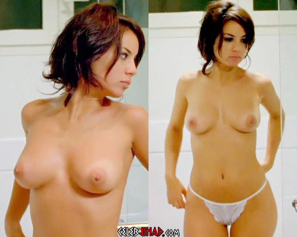 "Andreia Horta Nude Scenes From ""Alice"""