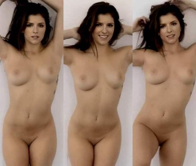 Anna Kendrick Nude Behind The Scenes Video