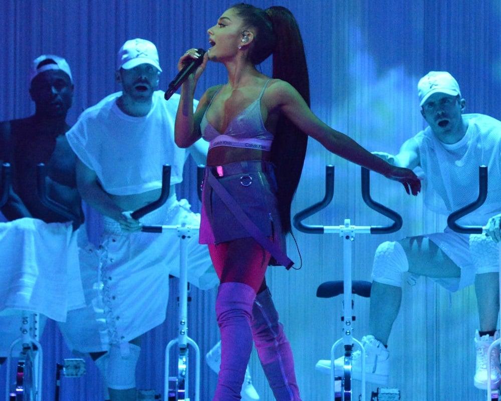 "Ariana Grande Ft. Victoria Justice ""Into You"" Porn Music Video"