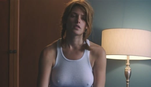 Ashley Greene Shows Her Nipples In 'Wish I Was Here'