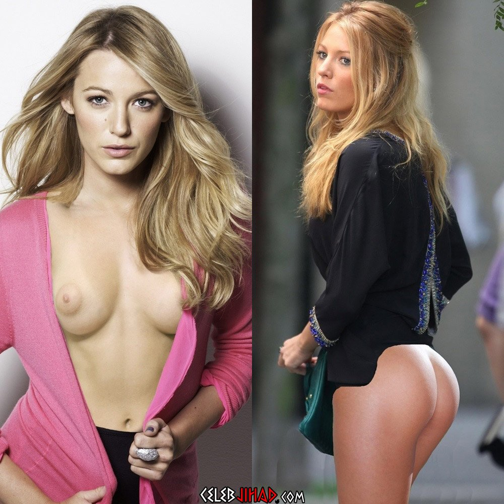 """Blake Lively Nude In """"All I See Is You"""" Color-Corrected"""