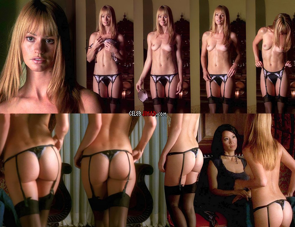 "Cameron Richardson Nude Scenes From ""Rise: Blood Hunter"" Enhanced In 4K"