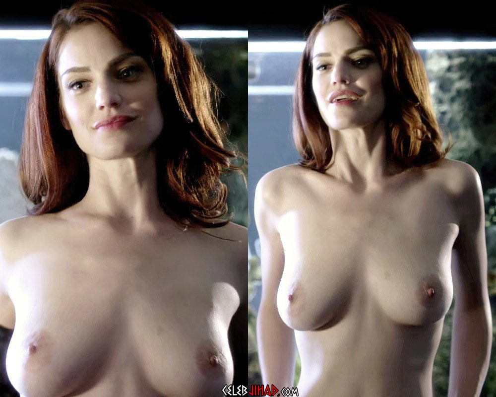 """Diana Gettinger Nude Scenes From """"Femme Fatales"""" Enhanced In HD"""