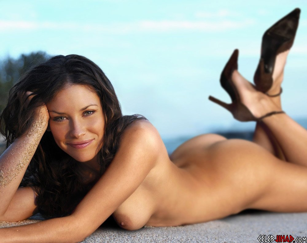 Evangeline Lilly Nude Photos And Sex Video Uncovered