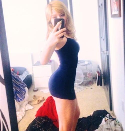 Jennette McCurdy Self Shot Butt Pic