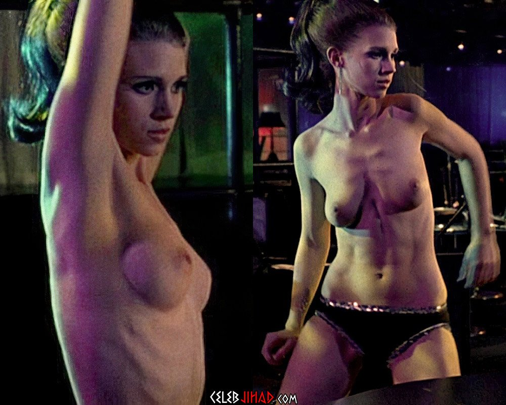"Julie McNiven Nude Scene From ""Carlito's Way: Rise to Power"""