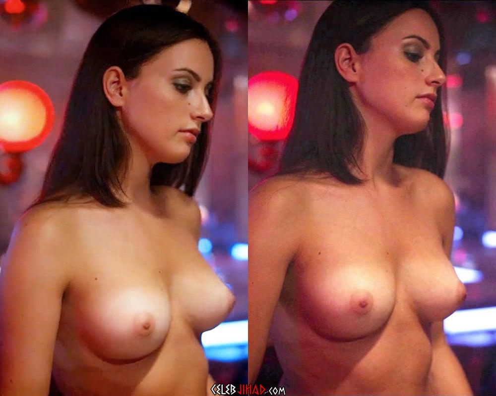 "Karyn Halpin Nude Scene From ""Kid Cannabis"" Color-Corrected"