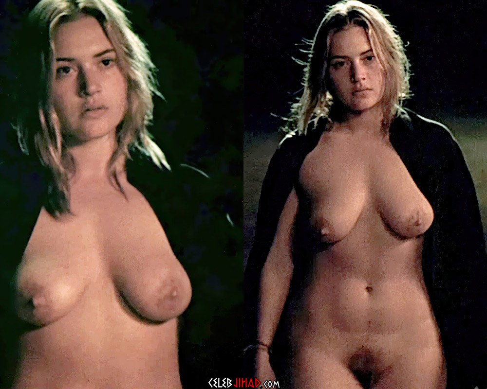 """Kate Winslet Full Frontal Nude Scenes From """"Holy Smoke"""" Enhanced"""