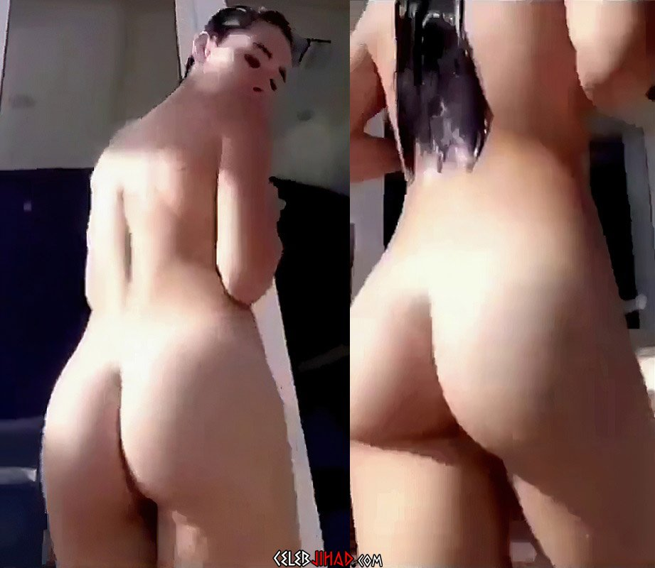 Madison Beer's Nude Ass Caught Skinny Dipping