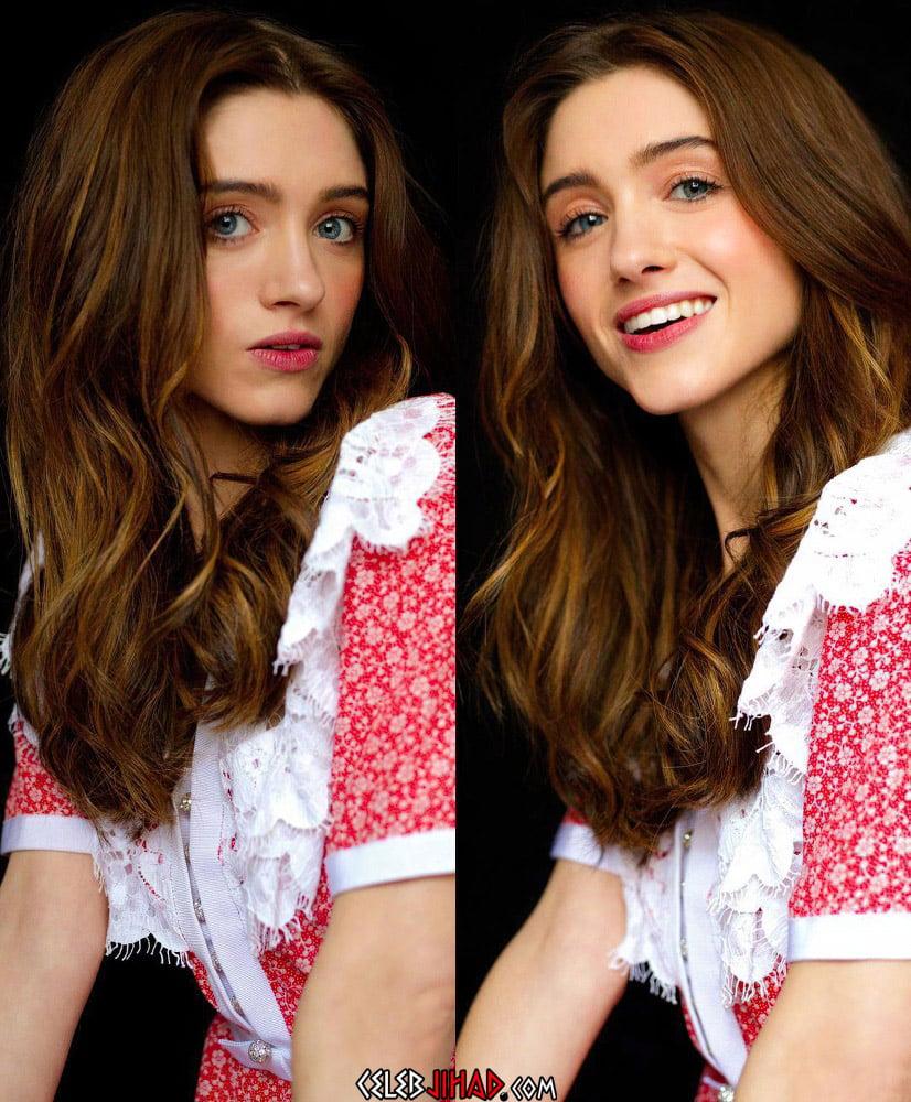 Natalia Dyer cute