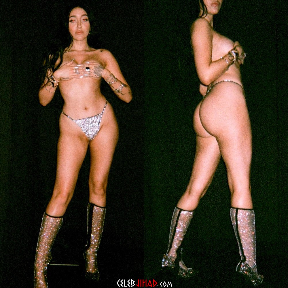 Noah Cyrus Nudes Are Imminent