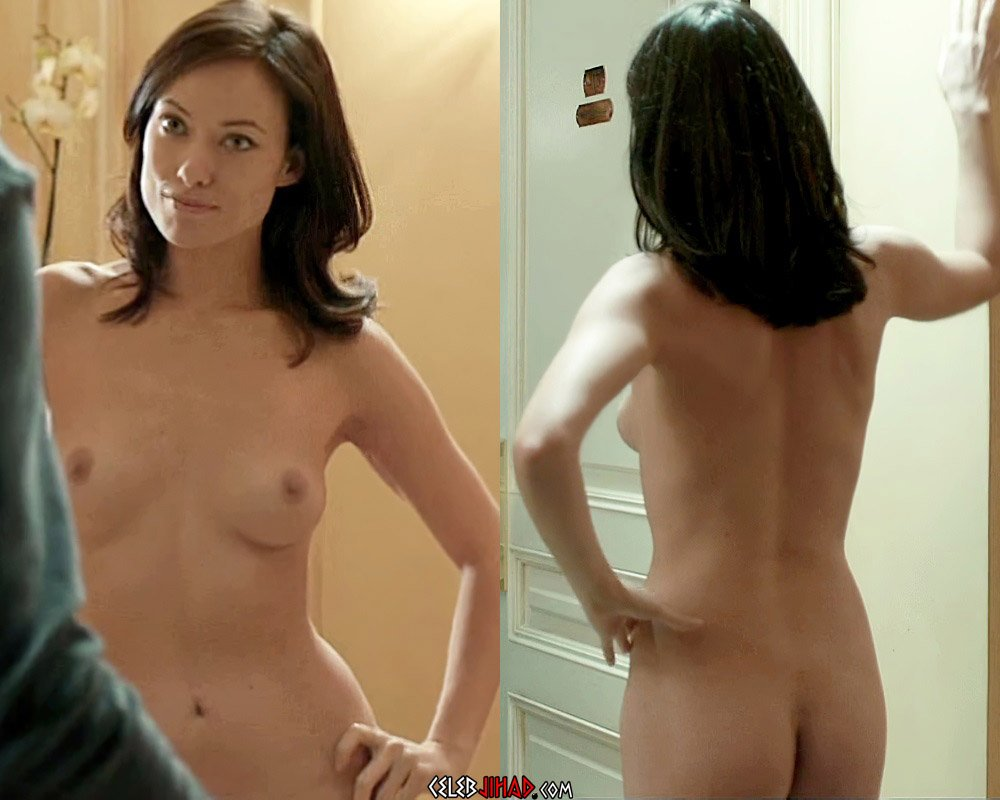 """Olivia Wilde Nude Scenes From """"Third Person"""" Enhanced In 4K"""