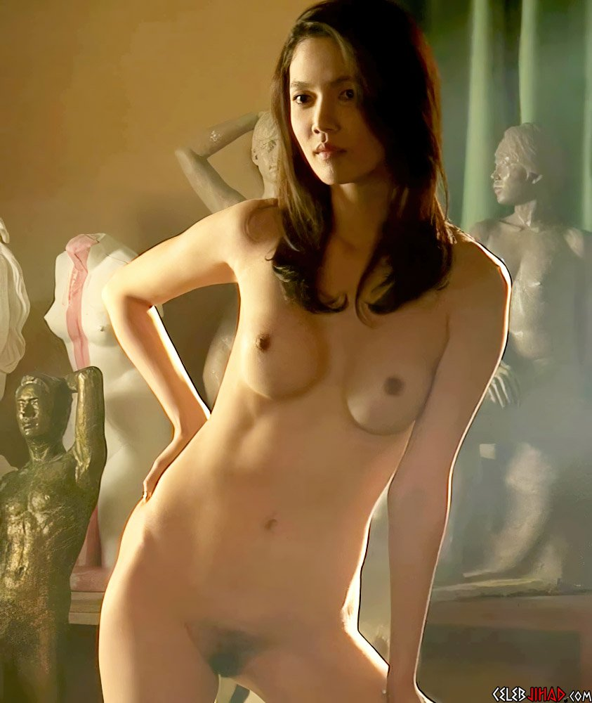 """Park Hyun-Jin Full Frontal Nude Scene From """"Natalie"""""""