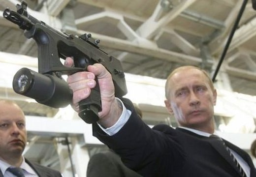 Putin Tells Obama To 'Come Say It To My Face'
