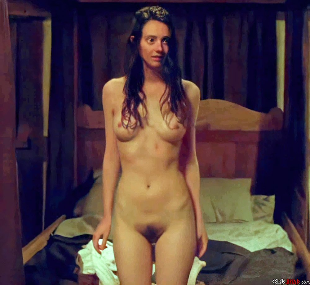"Tanya Reynolds Full Frontal Nude Scene From ""Fanny Lye Deliver'd"""