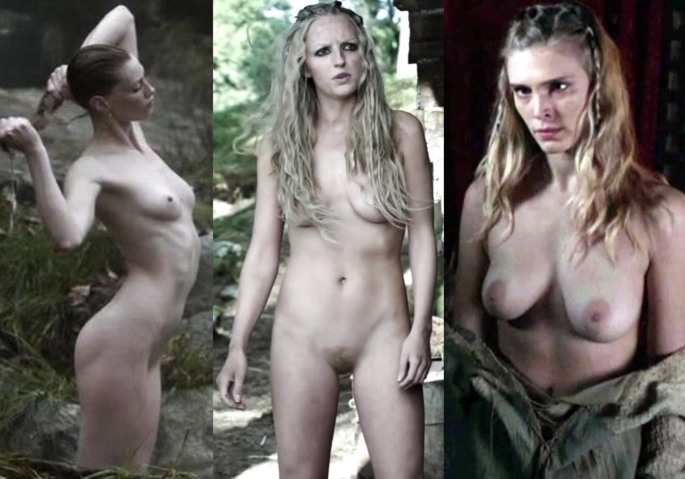 """Vikings"" Best Nude Scenes Compilation"