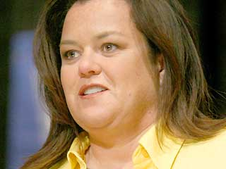 Is Rosie O'Donnell's Chin Pregnant?