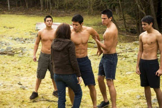 Exclusive Twilight New Moon Photos