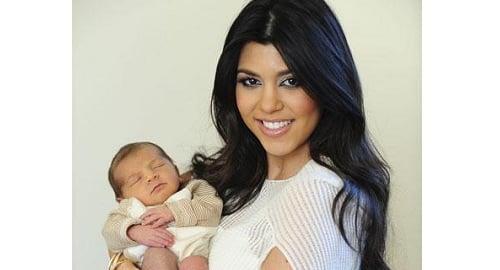 Kourtney Kardashian's Baby is for Sale