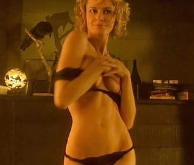 Rebecca Romijn Nude Sex Scenes From Femme Fatale