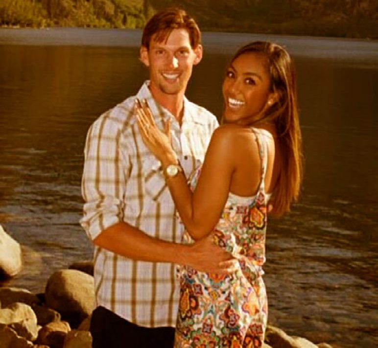 Tayshia Adams Married Life with Ex-Husband Josh Bourelle. Meet Her  Boyfriend and Parents - CELEBLIVEUPDATE