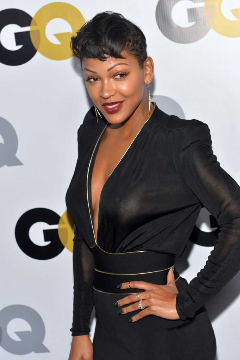 Meagan Good GQ Men Of The Year Party In Los Angeles