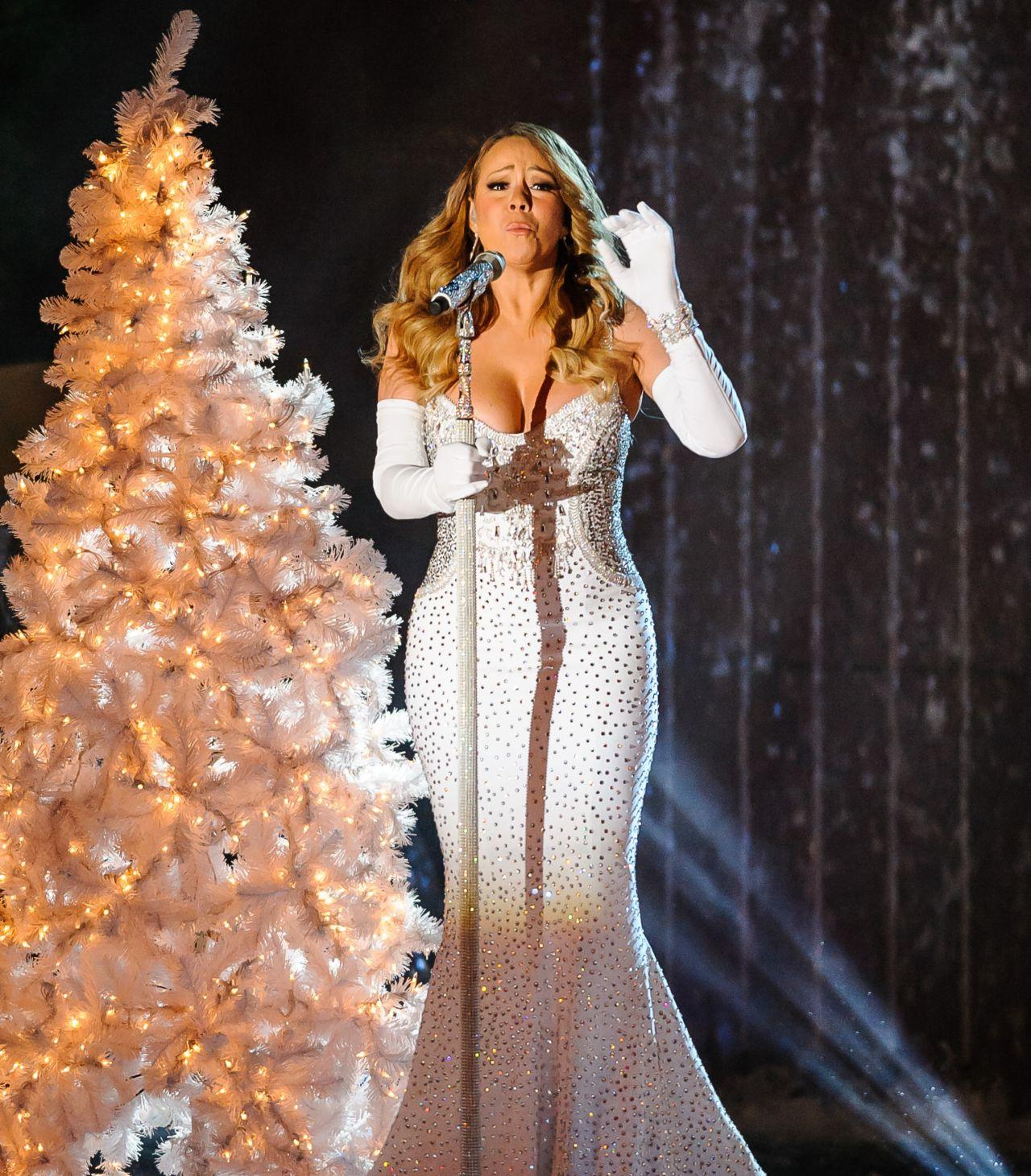 Rockefeller Christmas Tree Lighting 2017
