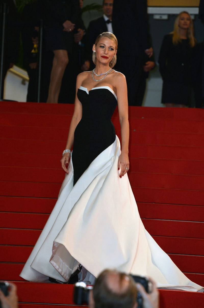 Image result for blake lively cannes film festival 2014