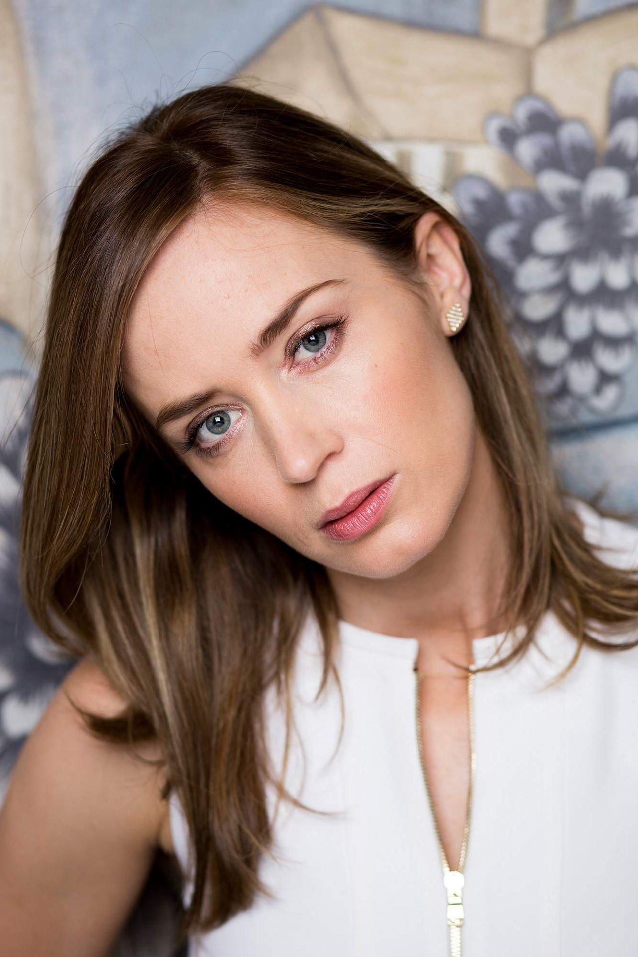 Emily Blunt Photoshoot June 2014