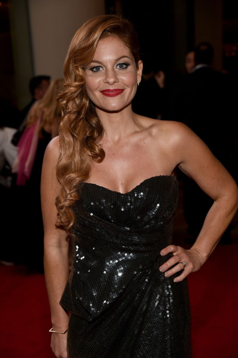 Candace Cameron Bure 2014 Carousel Of Hope Ball In