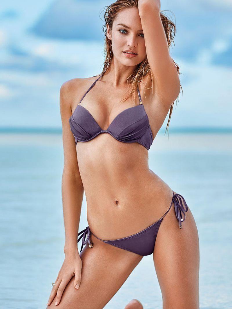 Candice Swanepoel Bikini Photoshoot Victorias Secret