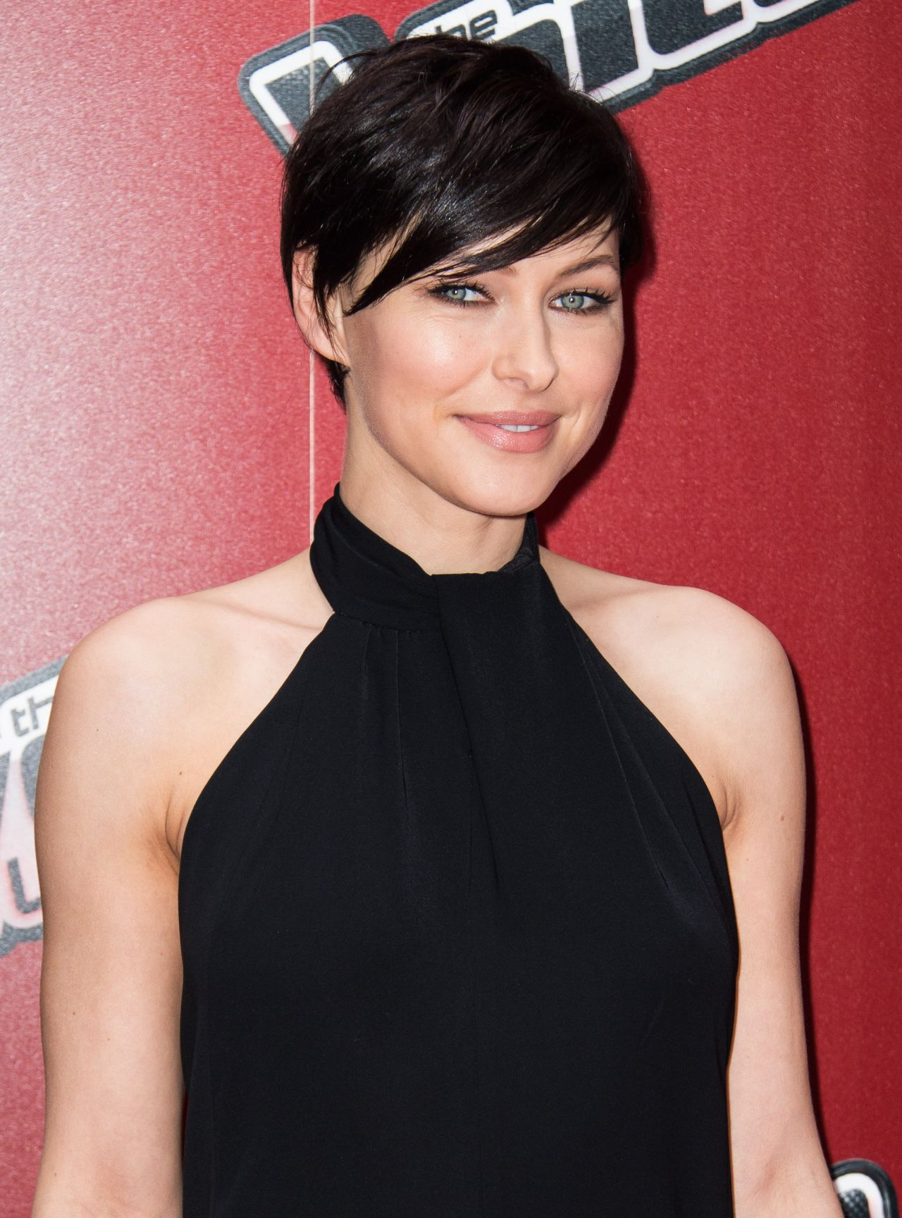 Emma Willis The Voice Series 4 Launch Held At The