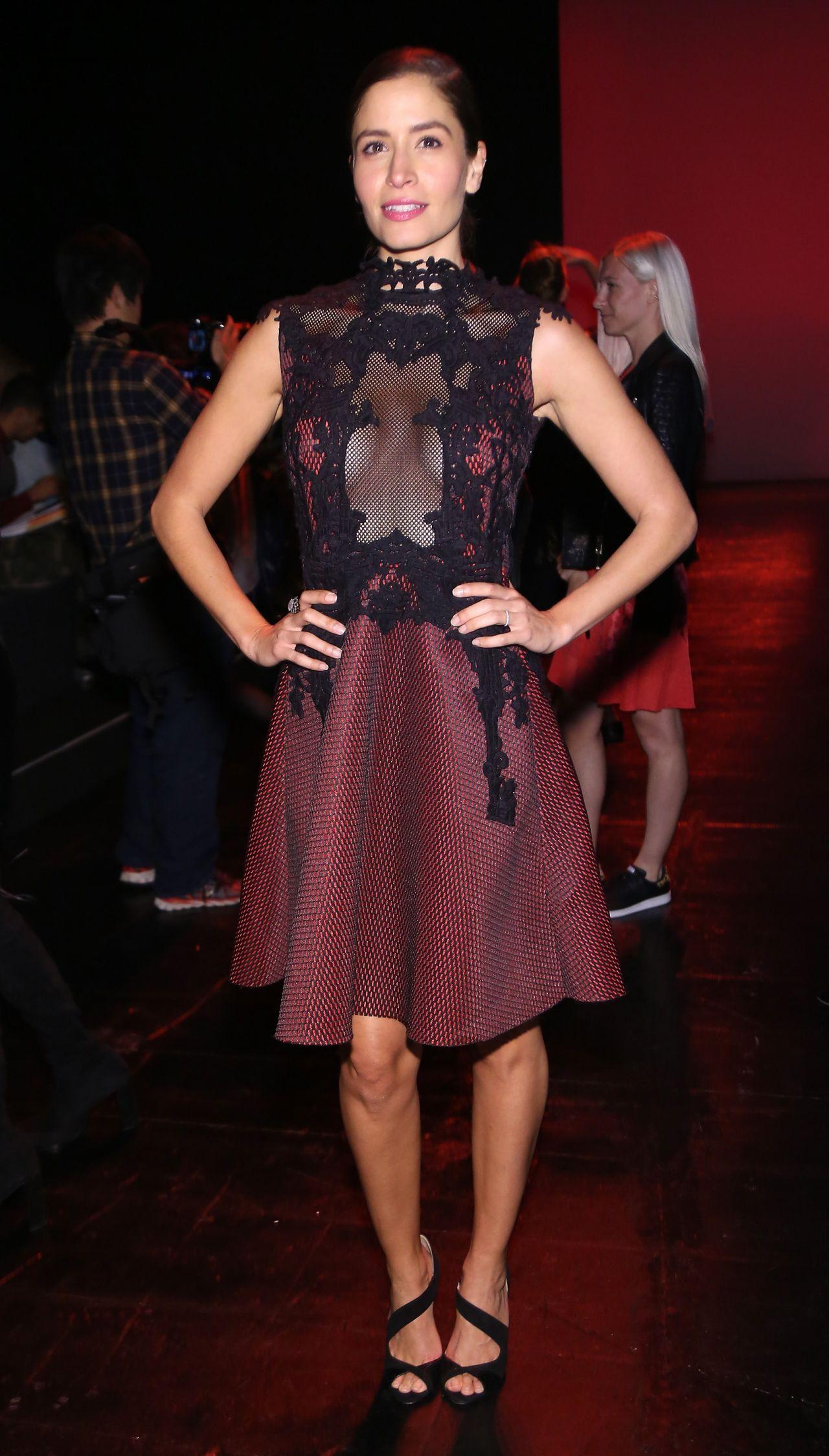 Mercedes Mason Vivienne Tam Show At Spring 2016 Ny