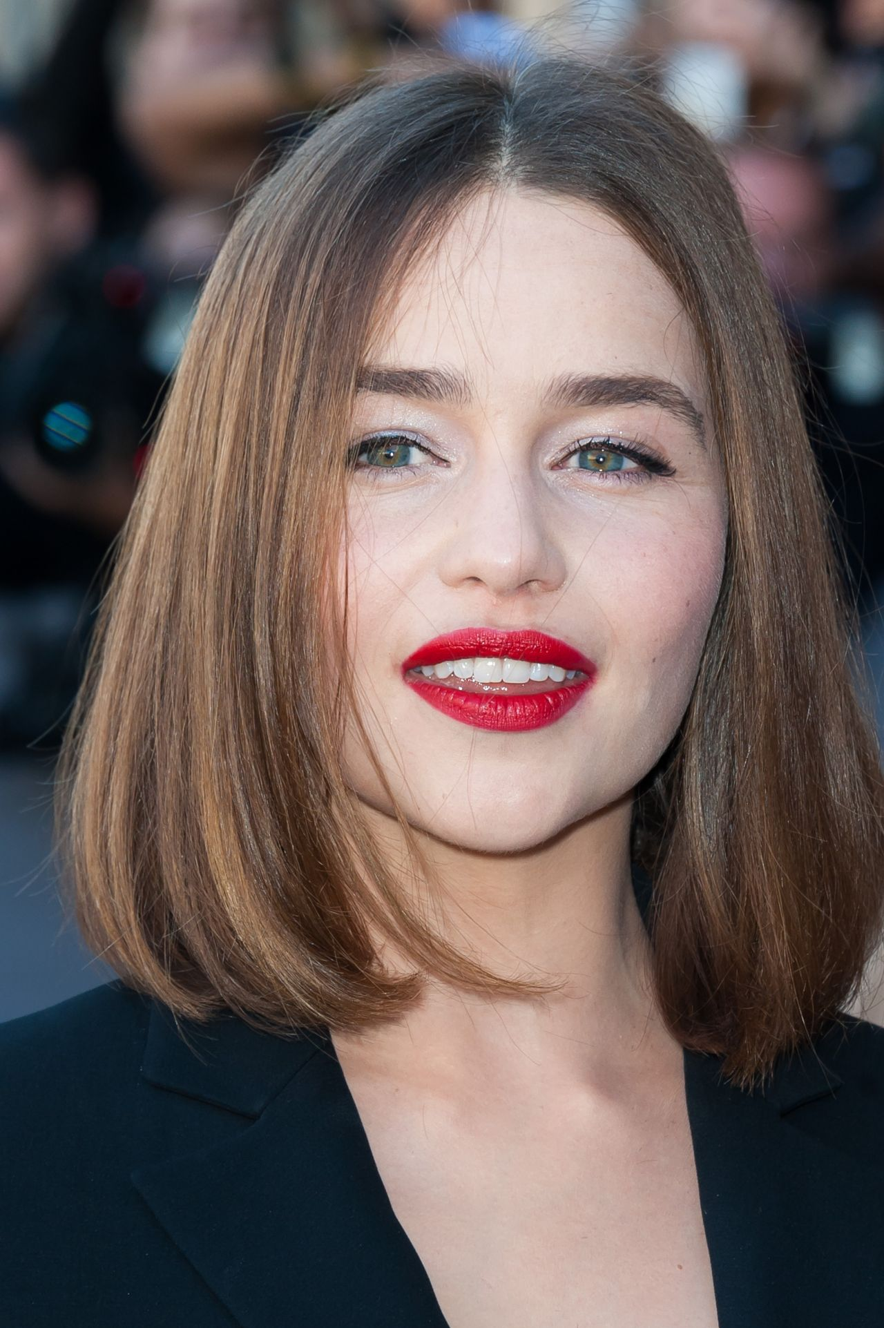 Emilia Clarke Christian Diors SpringSummer 2016
