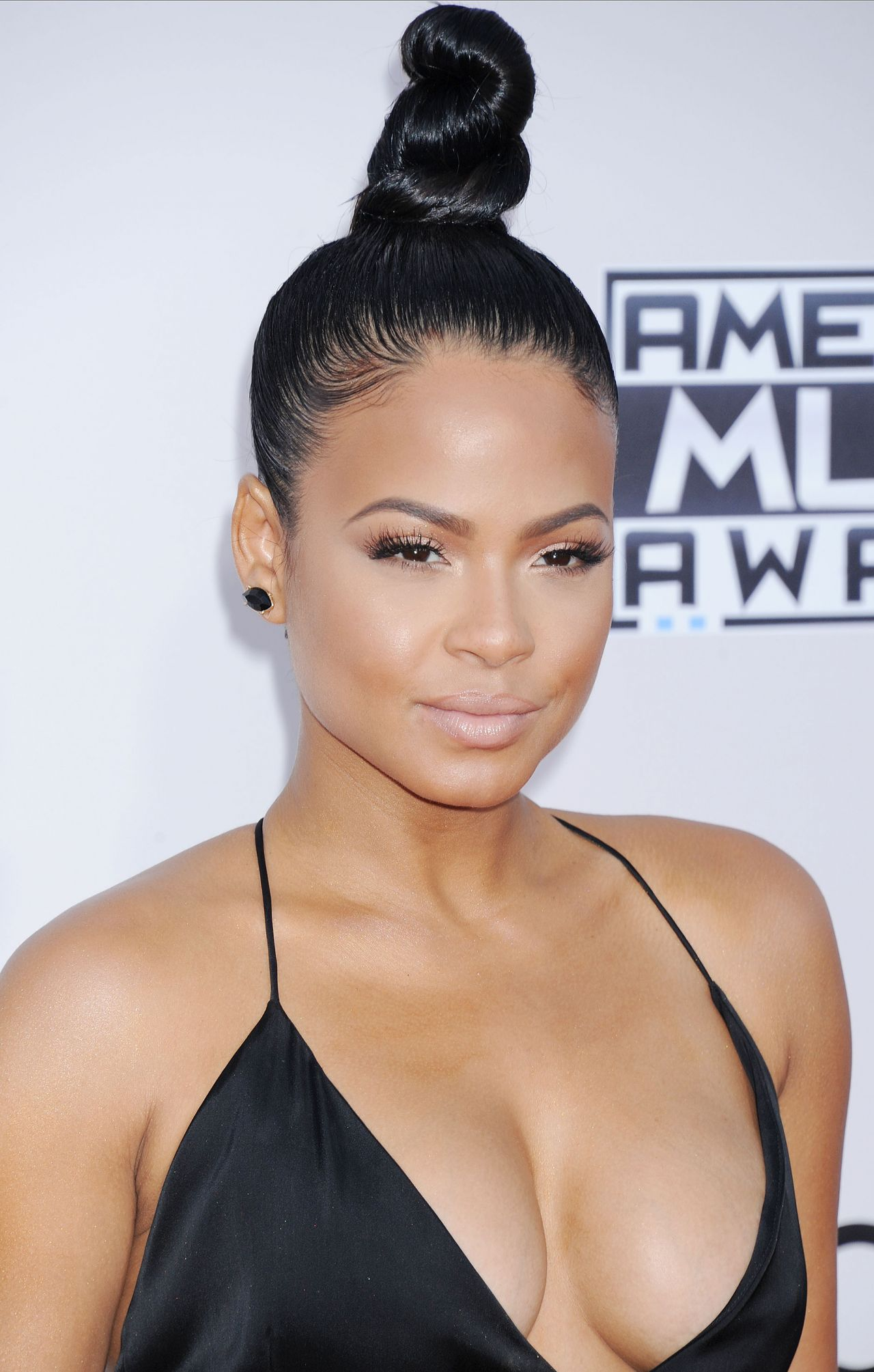 Christina Milian 2015 American Music Awards In Los Angeles
