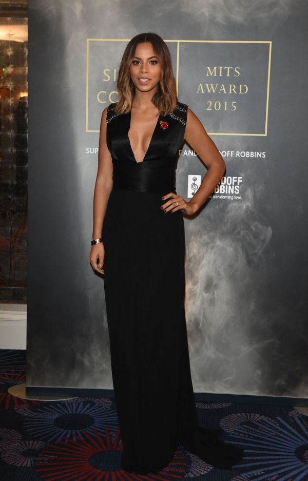 Rochelle Humes – 2015 Music Industry Trusts Award (MITS ...