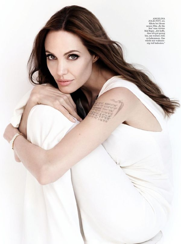 Angelina Jolie Latest Photos - CelebMafia