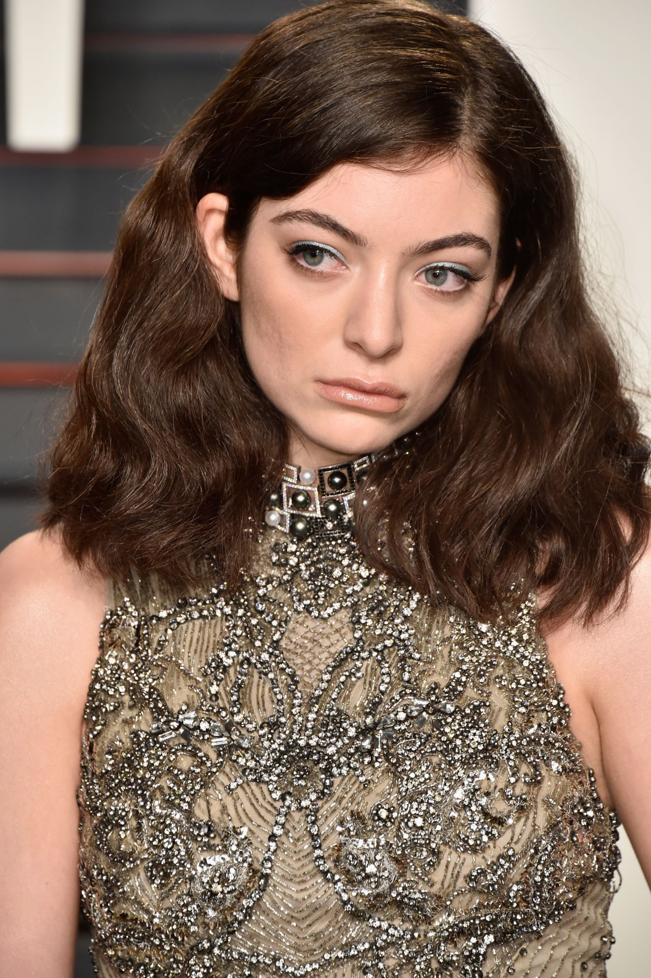 Lorde 2016 Vanity Fair Oscar Party In Beverly Hills CA
