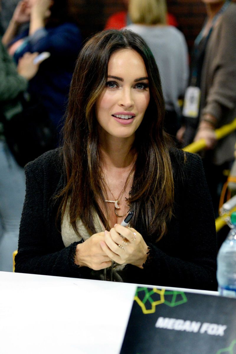 Megan Fox WonderCon In Los Angeles Part II 3252016