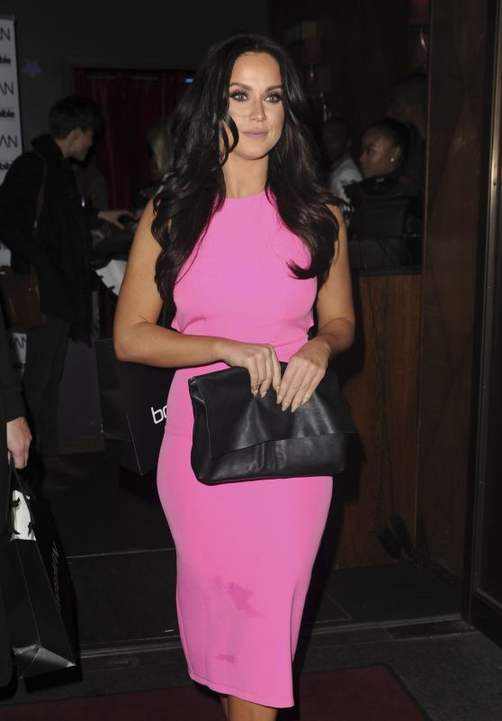 Vicky Pattison – Boohoo Men's Launch at London's Rah Rah Rooms 3/31/2016