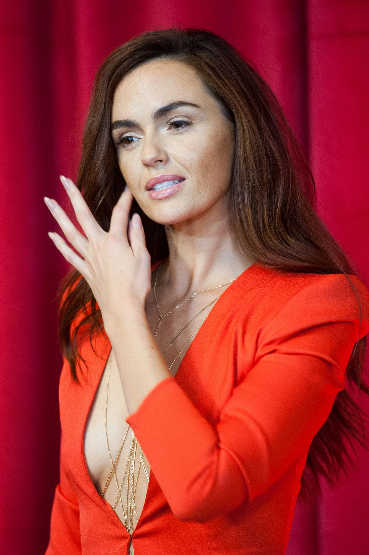Jennifer Metcalfe British Soap Awards 2016 In London