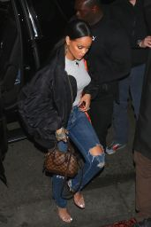 Rihanna - Arrives at The Nice Guy for Her Concert After Party - West Hollywood, May 2016