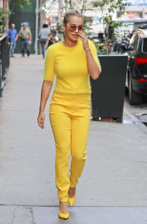 Casual Cuidado   Amarelo