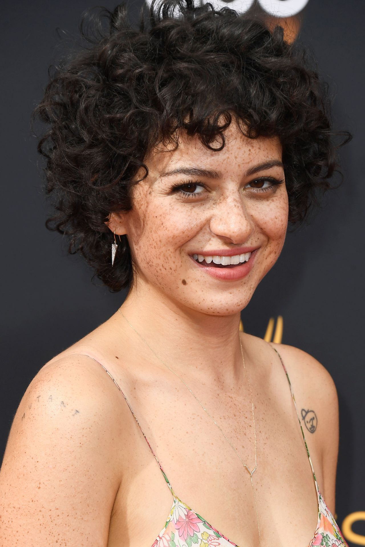 Alia Shawkat Primetime Emmy Awards In Los Angeles 09182016