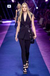 Caroline Trentini - Versace S/S 2017 Show in Milan, September 2016
