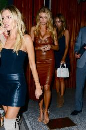 Charlotte McKinney Night Out Style - Nice Guy in West Hollywood 08/31/2016