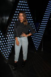 Chloe Lewis at The ByGeorgiaK Collection Launch At W Hotel In London 9/20/2016