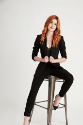 Katherine McNamara - Portraits for 2016 TIFF